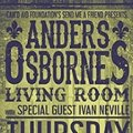 Photo of: Anders Osborne's Living Room with Special Guest Ivan Neville
