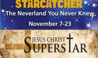 AUDITION UPDATE: JESUS CHRIST SUPERSTAR AND PETER & THE STARCATCHER