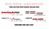 Partial Season Subscriptions Now Available Photo